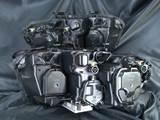 BMW E65 前期 ヘッドライトレンズ面 黄ばみ・くすみ・くもり除去 クリーニングリペア コーティング 防水加工4