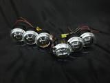 DIY・自作の方向け 移植用 レクサスLS600h 3連LEDプロジェクター 単体販売