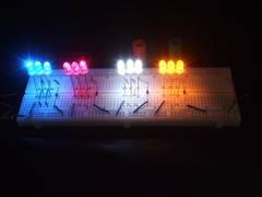 車 ヘッドライト LED加工 LED 球切れ 寿命1