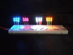 車 ヘッドライト LED加工 LED 球切れ 寿命2