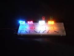 車 ヘッドライト LED加工 LED 球切れ 寿命3