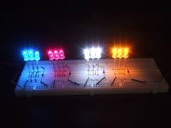 車 ヘッドライト LED加工 LED 球切れ 寿命4