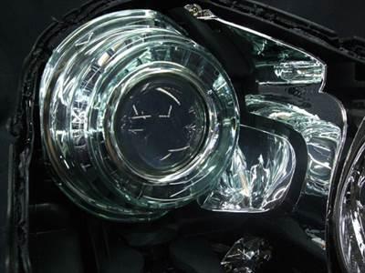 自動車用 ヘッドライト プロジェクター移植について1