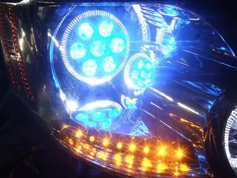 加工ヘッドライトご購入時の注意点 修復後2