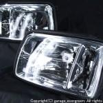 50century full 50系センチュリー ヘッドライト改造クリスタル加工a-156-1