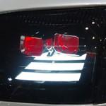 東京オートサロン2015 20セルシオ後期 LEDヘッドライトheadlight AUTOSALON2015-20CELSIOR2red