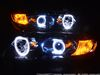 美品■HID付■RA6~9 オデッセイ■イカリング&LEDヘッドライトEG