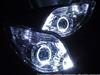 美品■パレット 後期 SW■白色LED&イカリング HIDヘッドライトEG