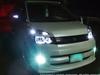 HID付■煌AZR60ヴォクシー後期VOXY LEDイカリングヘッドライトEG