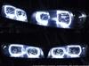 HID付■R34スカイライン前期■白色LEDイカリング ヘッドライト加工EG