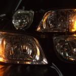 C34 ステージア 後期 LEDウィンカー ヘッドライト