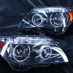 E65後期BMW USインナー・JPインナー交換スワップ加工