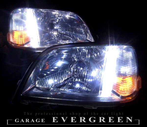 GS171 JZS171 JZS173 JZS175 JZS179 クラウン ロイヤル 前期 後期ルッククリスタル&LED ヘッドライト