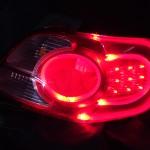 NNP10 ポルテ 前期 LEDファイバーテールランプ
