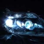 NZE141G NZE144G ZRE142G ZRE144G カローラ フィルダーブラック&プロジェクターインストール ヘッドライト