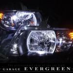 GK1 GK2 モビリオ スパイク LEDイカリング ヘッドライト