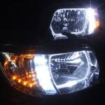 JE1JE2 ゼスト スポーツ ポジションLED増量&LEDイカリング ヘッドライト