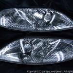 JZZ30/JZZ31/UZZ30/UZZ31/UZZ32 30系 ソアラ 後期ベース ヘッドライト