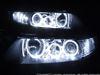 アコードワゴンCL7/8/9 CM2/3■LEDイカリングHIDヘッドライト EG