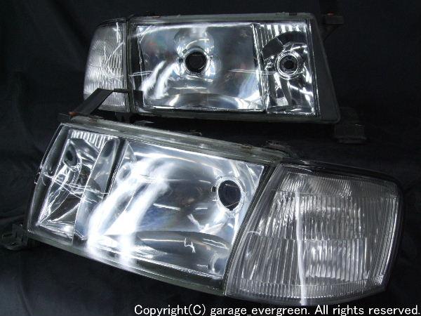 14 クラウンクリスタル ヘッドライト