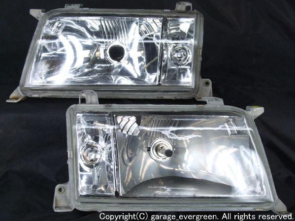 15 クラウンクリスタル ヘッドライト
