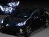 新車外し■NHP10アクアLow/LED車AQUA■イカリングヘッドライトEG