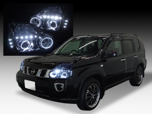 4連白色イカリング&高輝度LED増設18発 仕様