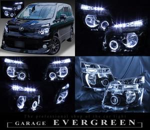 ブラック&4連イカリング&高輝度LED増設 仕様