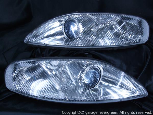 JZZ30/JZZ31/UZZ30/UZZ31/UZZ32 30系 ソアラ ブルーアイ&クリア ドレスアップヘッドライト