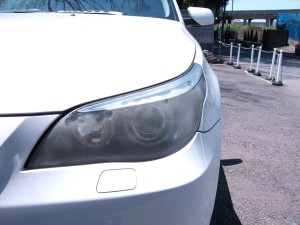 ご来店 E60 E61 BMW5シリーズ ヘッドライトクリーニング