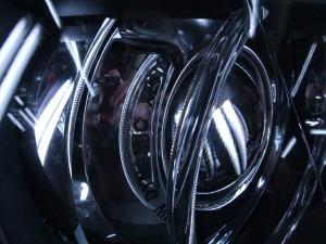 ご来店 E65後期BMW USインナー・JPインナー交換スワップ加工