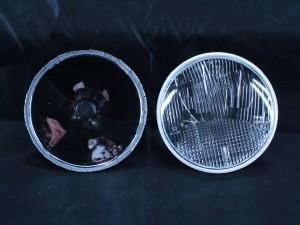 分解クリーニング ランチア フルビア 旧車・廃盤・絶版 ヘッドライト