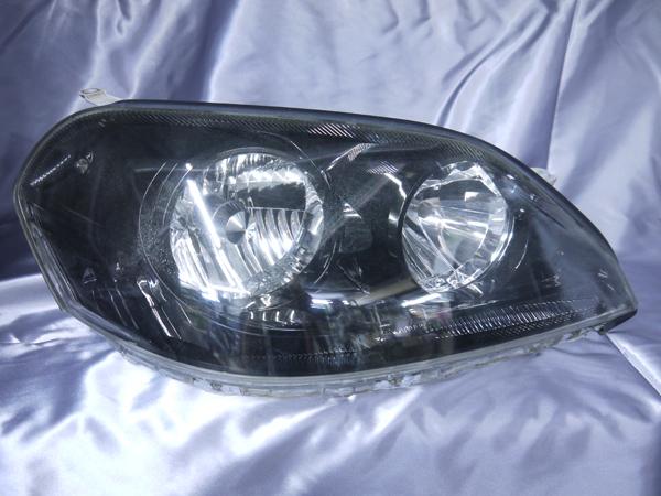 トヨタ 110系マークⅡ 後期 純正HID車用 純正ドレスアップヘッドライト インナー塗装 ブラッククロム