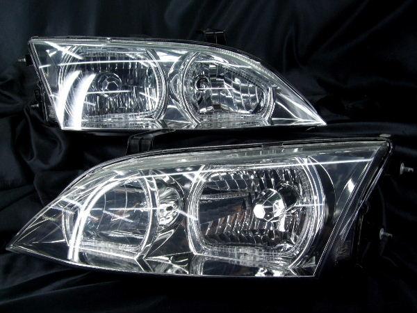 20 ウインダム ドレスアップヘッドライト オーダー加工 LEDイカリング仕様