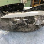 輸入車・外車 水漏れ修理 BMW 5シリーズ 殻割り&クリーニング