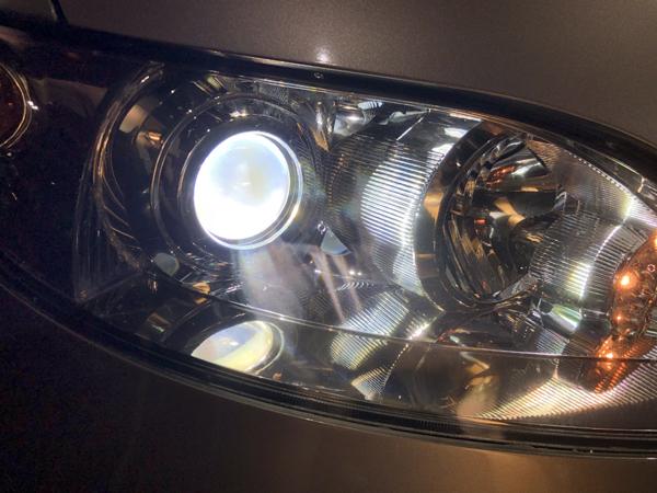 RR1/RR2/RR3/RR4 エリシオン 前期/中期 純正ヘッドライト  外クリーニング&コーティング加工