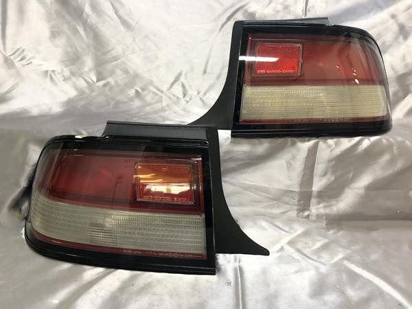 オーダー加工 14系 アリスト 後期 ヘッドライト&テールランプ ウインカークリア加工&クリア塗装 仕様 純正加工品