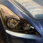 現物加工 V36 スカイライン 前期 クーペ インナーブラック塗装&レンズコーティング済み 純正加工 ドレスアップ ヘッドライト